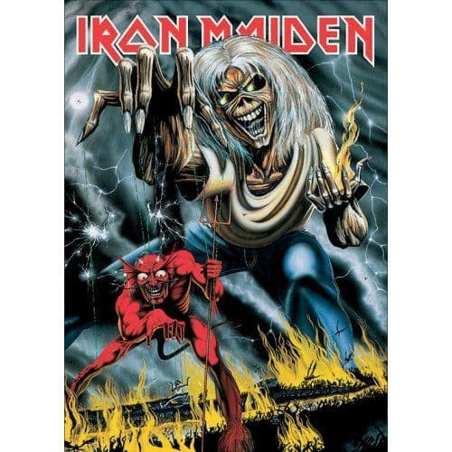 Iron Maiden 'Number Of The Beast' [pc]