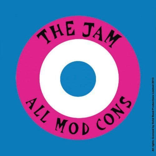 Jam (The) 'All Mod Cons' [dc]
