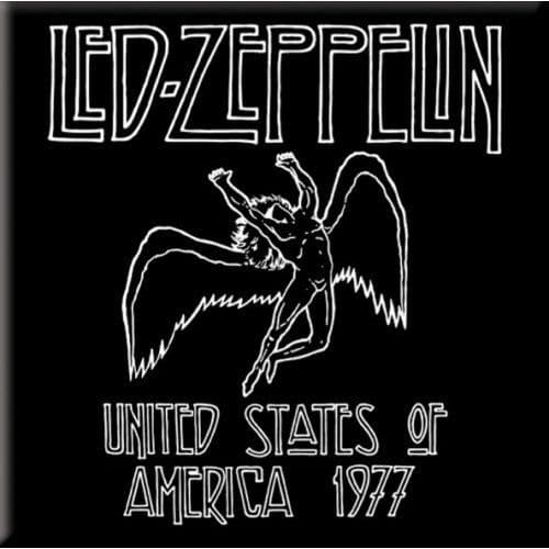 Led Zeppelin '1977 USA Tour' [fm]