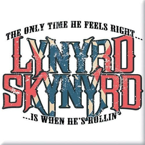 Lynyrd Skynyrd 'Only Time He Feels Right' [fm]
