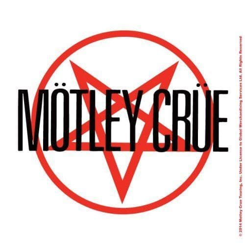 Motley Crue 'Shout At The Devil' [dc]