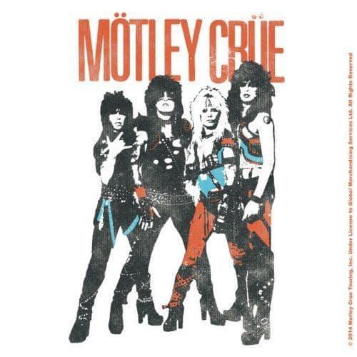 Motley Crue 'Vintage World Tour' [dc]