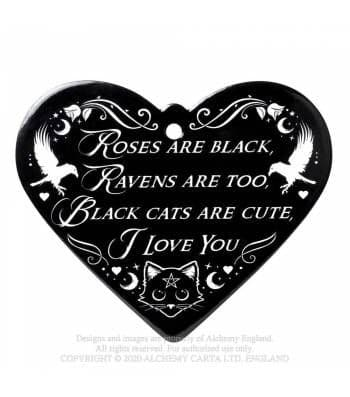 Roses Are Black CT11