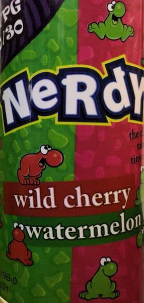 Nerdy Wild Cherry & Watermelon