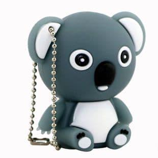 16GO USB 2.0 Clé USB Clef Mémoire Flash Data Stockage Koala Silicone