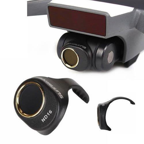 1X Filtre Lentille De Densité Neutre Nd16 Pour Dji Spark Drone Camera