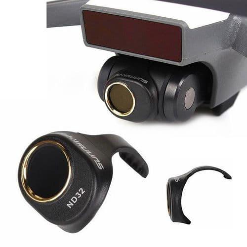 1X Filtre Lentille De Densité Neutre Nd32 Pour Dji Spark Drone Camera