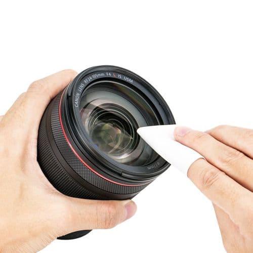 22 Pcs Chiffon De Nettoyage En Microfibre Pour Objectif Photo Caméra Écran Lcd