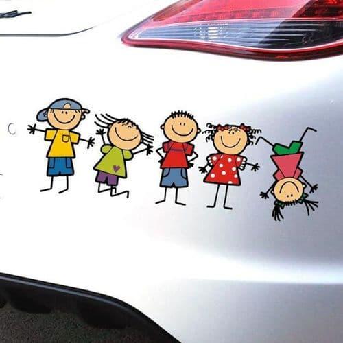 28x10cm Sticker Personnalisation Voiture Auto Film Autocollant Yeux Regard