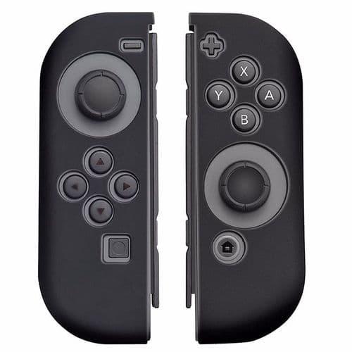 2x Housse en Silicone Nintendo Switch Joystick Manette Thumb Stick Ecran Film