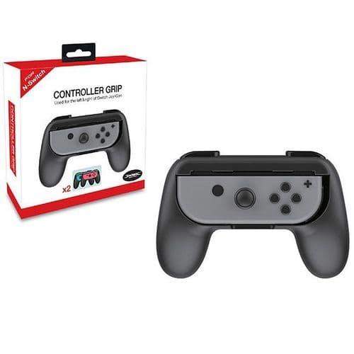 2x Support Manette Poignée Grip Joystick pour Console de jeux Nintendo Switch