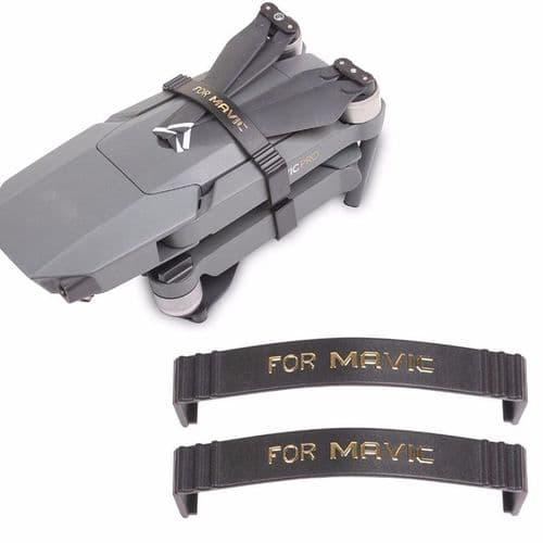2X Fixations Protection D'Hélices Pour Le Drone Dji Mavic Pro