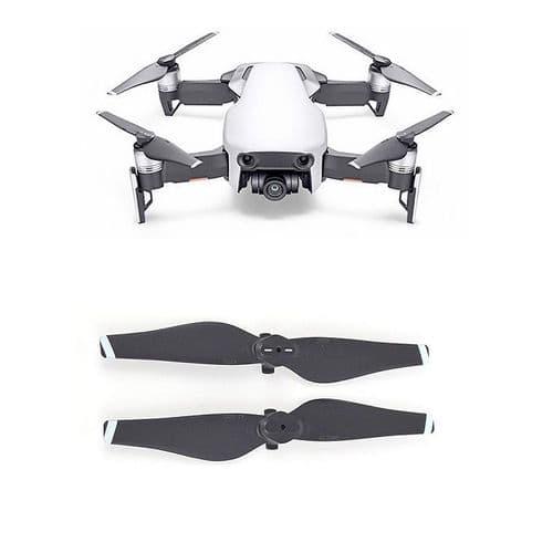 2X Hélices À Dégagement Rapide Hélices 5.3Inch Hélices Pour Dji Mavic Air Drone
