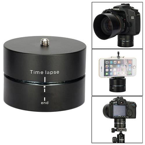 360 degrés Rotation Tête Rotule Time-Lapse Photo DSRL Action Sport Caméra GoPro