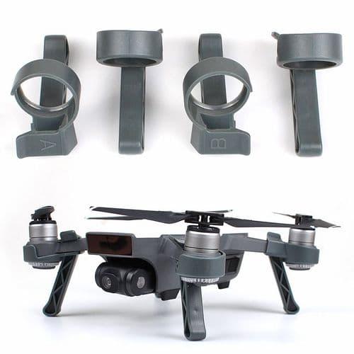 4Pcs Jambes Pieds D'Atterrissage Dji Spark Drone Accessoires