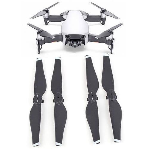 4X Hélices À Dégagement Rapide Hélices 5.3Inch Pour Dji Mavic Air Drone