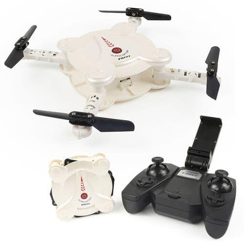 6-Axis Gyro Wi-Fi FPV G-Sensor Drone 0.3MP Caméra RC Mobile Quadcopter WH