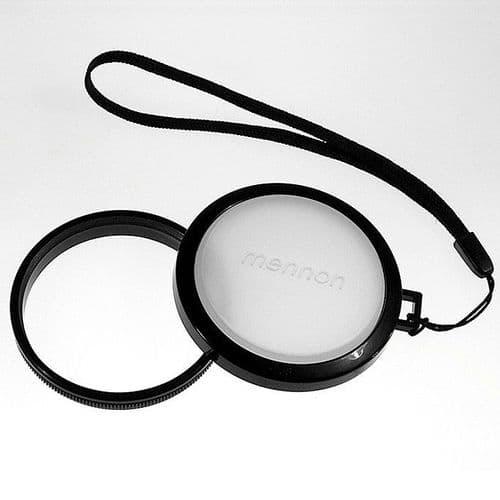 77mm Diamètre Capuchon Bouchon avec Balance des Blancs pour Objectif Photo