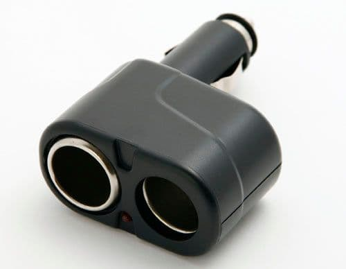 Adaptateur Chargeur Allume-cigare 2 Voies Prise II