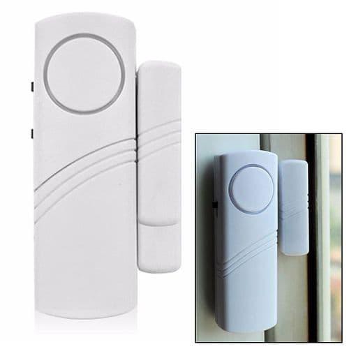 Alarme sur Fenêtre Porte Entrée Dispositif de Sécurité Anti-vol Anti-Cambriolage