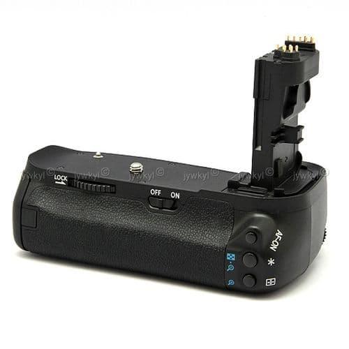 Batterie Poignée Grip pour Canon EOS 60D BG-60D LP-E6
