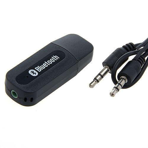 Bluetooth Récepteur Dongle avec Prise Audio Mini Jack 3.5mm Adaptateur USB