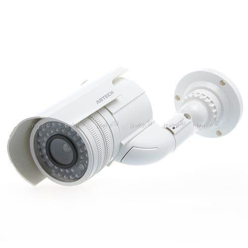 Caméra Murale Infrarouge Sécurité Vidéo Surveillance LED Factice Imitation