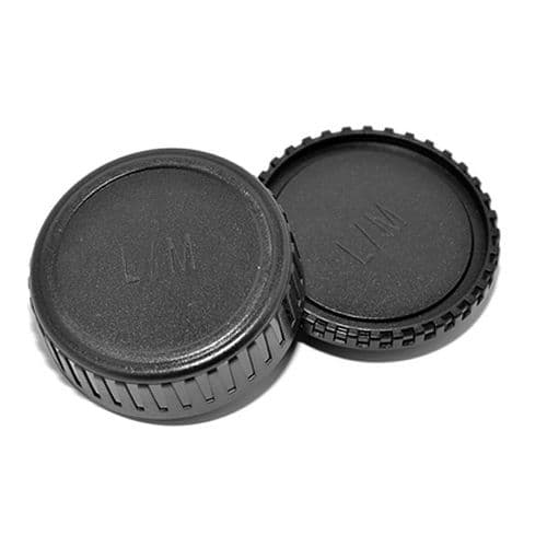 Capuchon Bouchon Objectif Appareil Photo pour Leica M