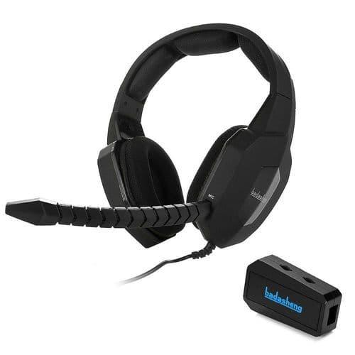 Casque Audio Stéréo avec Microphone Mic pour XBOX ONE PS3 PS4 PC XBOX 360