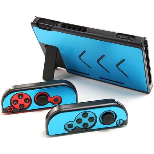 Coque Protection Etui Rigide Console Nintendo Switch NS NX Joy-Con Joy-stick BU