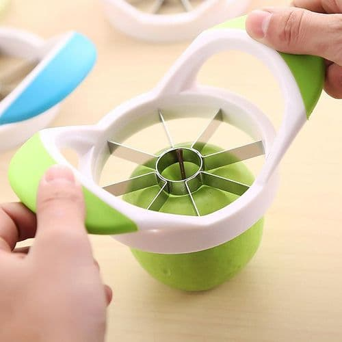 Coupe pomme oignon légume fruit Ustensile de cuisine en acier inoxydable