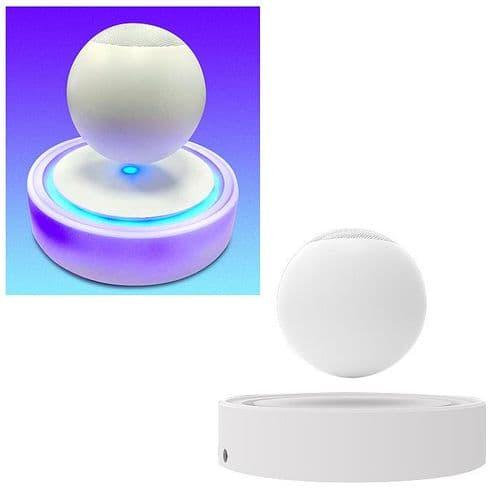 Enceinte Portable Bluetooth 4.1 Aimantée Magnétique NFC Lévitation Flottant WH