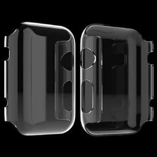 Entière Protection Ultra-fin cadre étui pour montre Apple Watch Serie 2 3 / 38mm