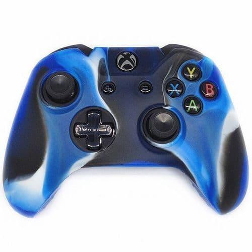 Etui Coque Protection Silicone pour Manette Console Microsoft Xbox One BU