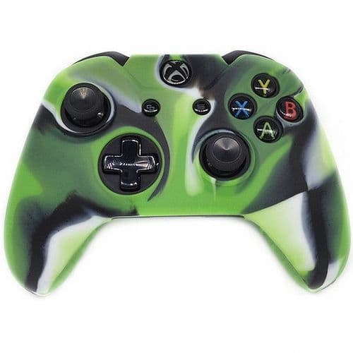 Etui Coque Protection Silicone pour Manette Console Microsoft Xbox One GR