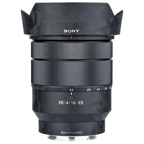 Film Autocollant Protection Objectif Sony Vario-Tessar T* Fe 16-35 Mm F/4 Za Oss