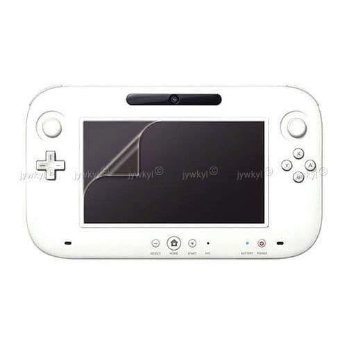 Film de Protection Premium pour Ecran Tactile Manette Nintendo Wii U GamePad
