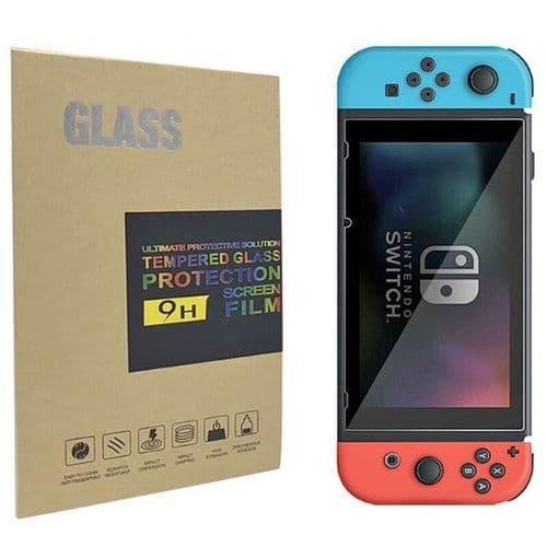 Film de Protection Verre Trempé dureté H9 pour Nintendo Switch NS Console