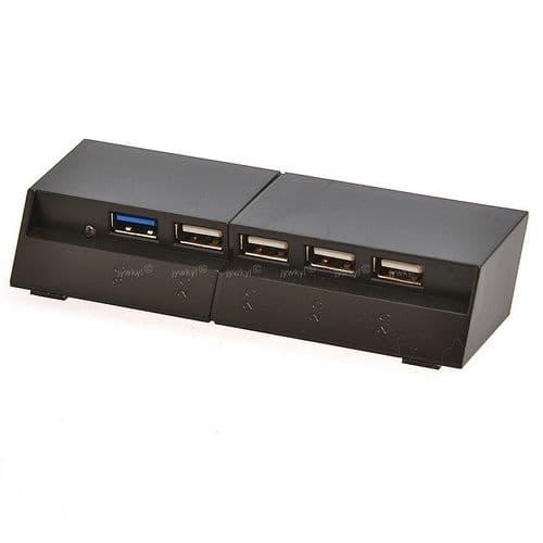HUB USB 5 Ports pour Sony PS4 Console de jeux Playstation 4 II