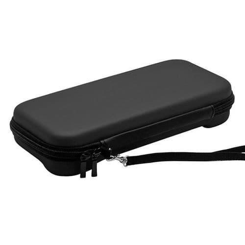 Housse Protection Rigide Etui de Rangement Nintendo Switch Console de jeux BK