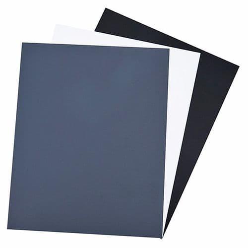 JJC GC-1II Photo Carte de Balance des Couleurs Gris Blanc Noir Résistant
