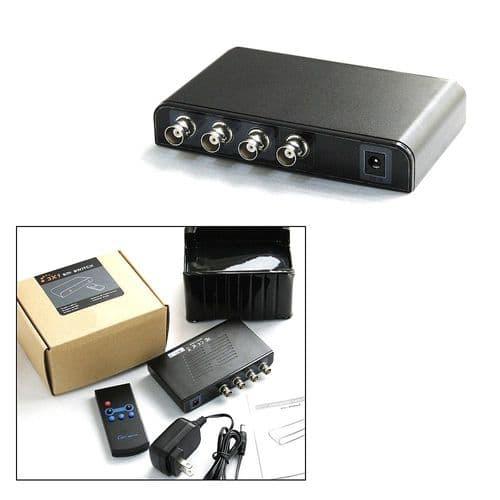 LKV631 3G-SDI HD-SDI SDI Diffusion Sélecteur Commutateur Contrôleur HD NTSC PAL