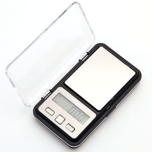 Mini Balance Digitale Haute Précision 0.01-50g Bijoux