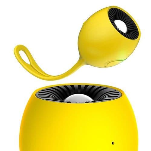 Mini Bluetooth Portable Enceinte Haut-parleur LED Lamp Appel Mains-libres YL