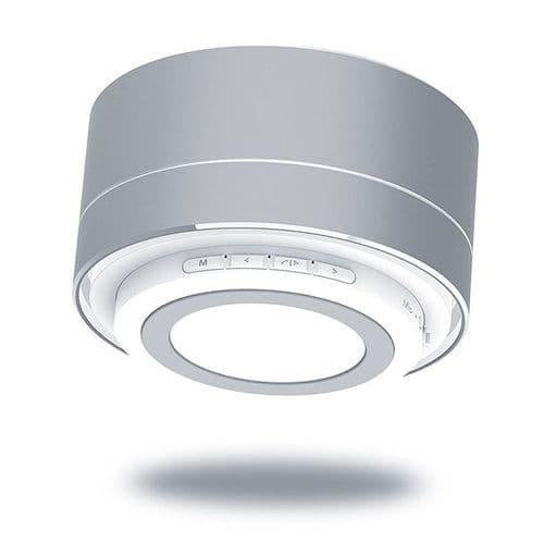 Mini Enceinte Bluetooth Sans fil Lecteur Carte TF Appel Mains libres WH
