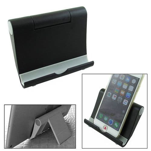 Mini Pied Support Pliable pour iPhone iPad Smartphone Tablet PC BK