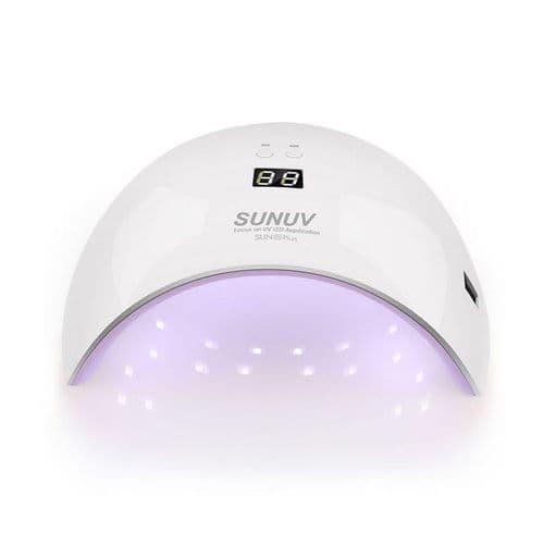 Mini Séchoir Sèche Gel Vernis Ongles Portatif USB Minuterie Lampe LED  36W UV