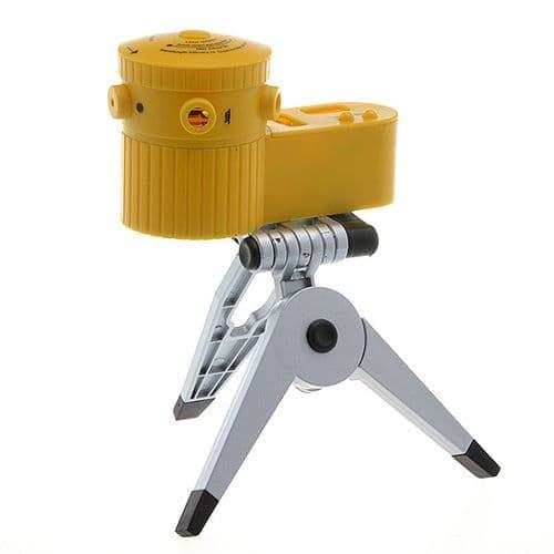 Niveau Laser Outil Bricolage Multi-Fonction Portable avec Mini Trépied
