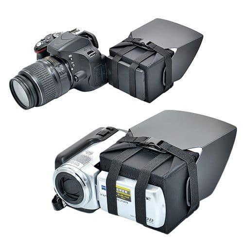 Pare-soleil Universel Pliable Ecran LCD Appareil Photo Caméscope Sony Canon Nikon