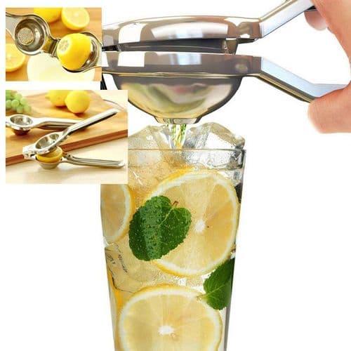 Presse Jus De Fruits Citron Outil De Cuisine Ustensile Acier Inoxydable